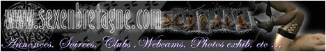 sexenbretagne, le site des coquins de bretagne et de l'ouest