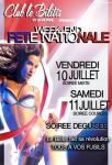 le 11 Juillet 2015  Le Bilitis WEEK-END FETE NATIONALE